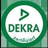 DEKRA Zertifizierung nach ISO 9001:2015